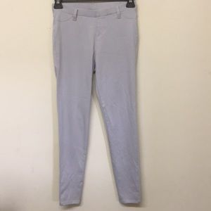 Grey jeggings